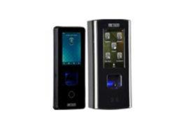 Multispectral Fingerprint Door Controller